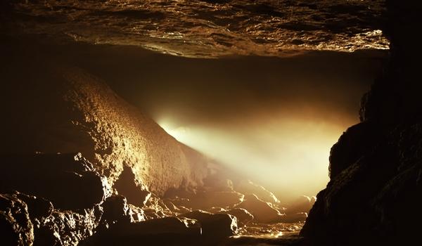 Image : Grotte de Thaïs