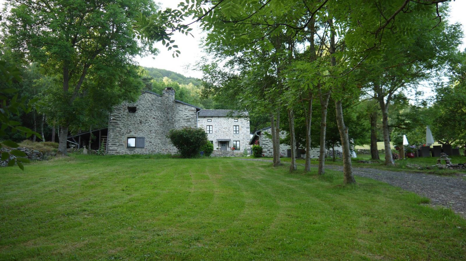 La maison des Chazes -Gîte de charme en Auvergne