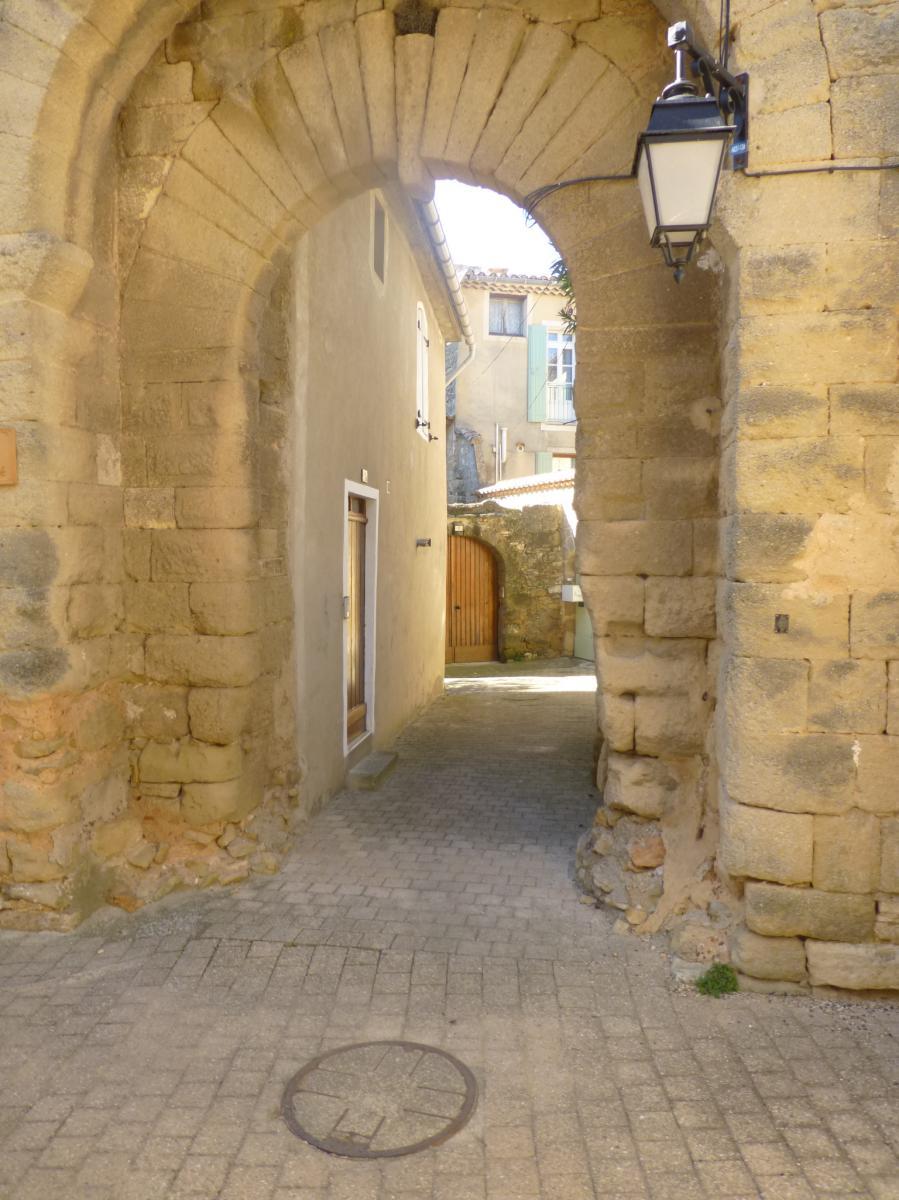 entrée du vieux fort
