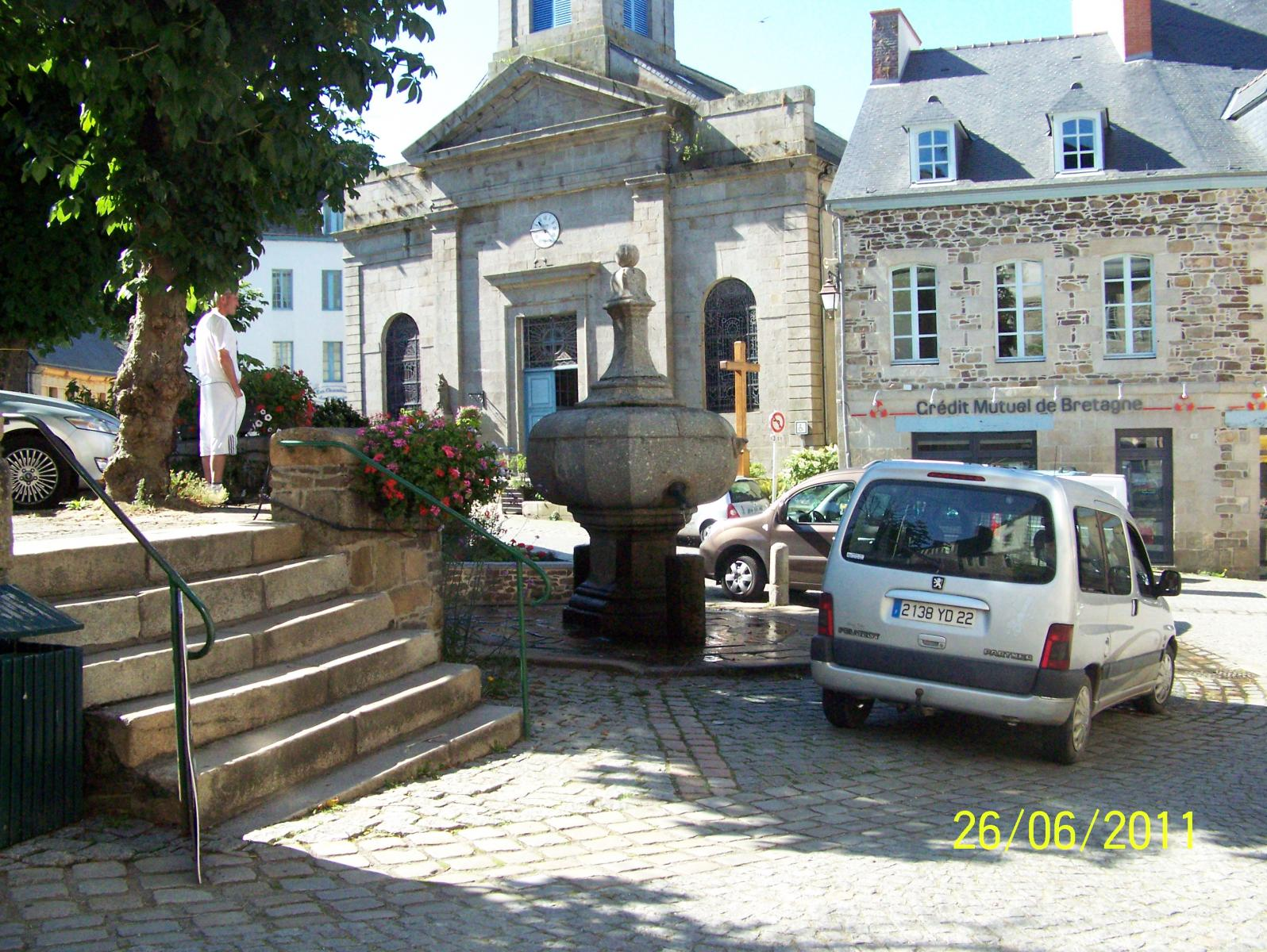 le centre de Pontrieux