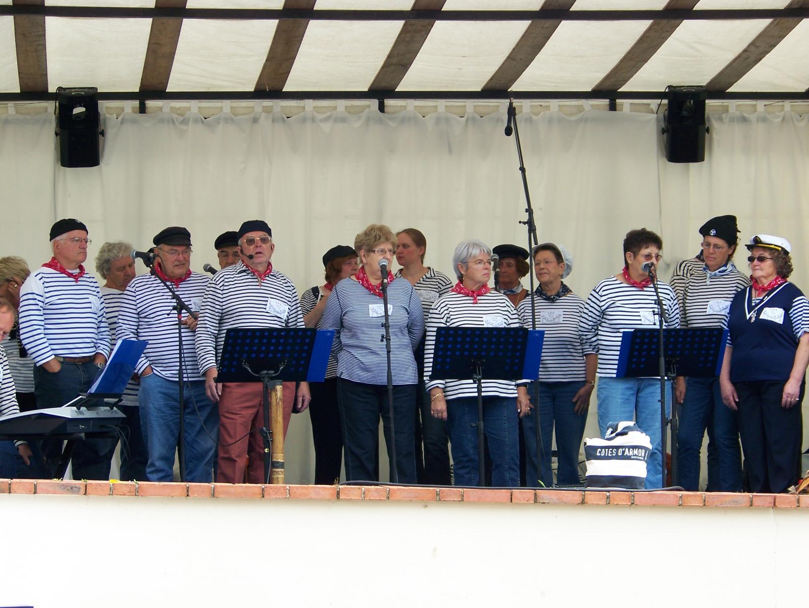 fête des lavoirs - les chants de marins