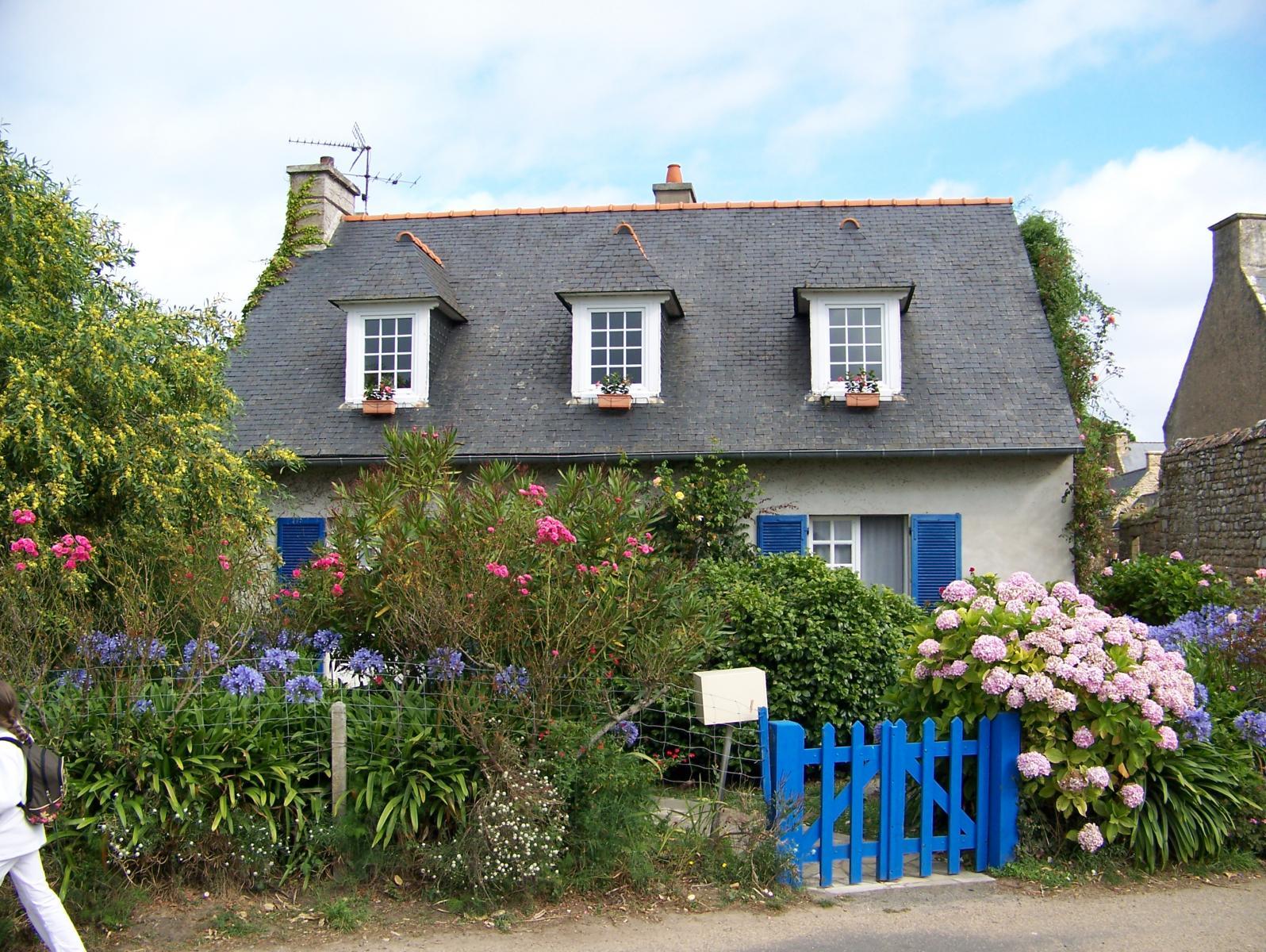 une maison bretonne