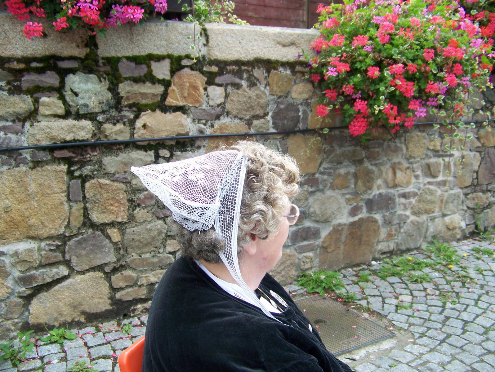 la coiffe du Tregor