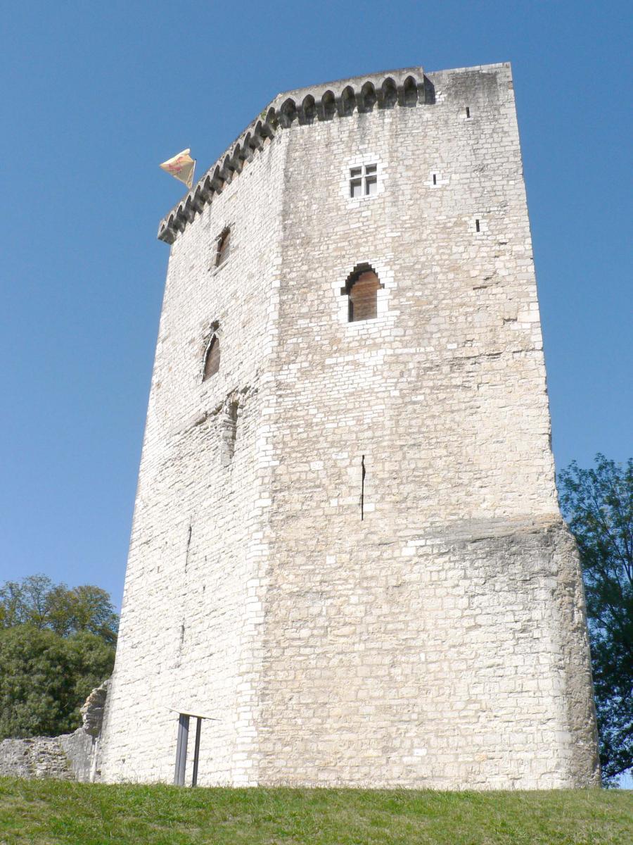 La tour Moncade