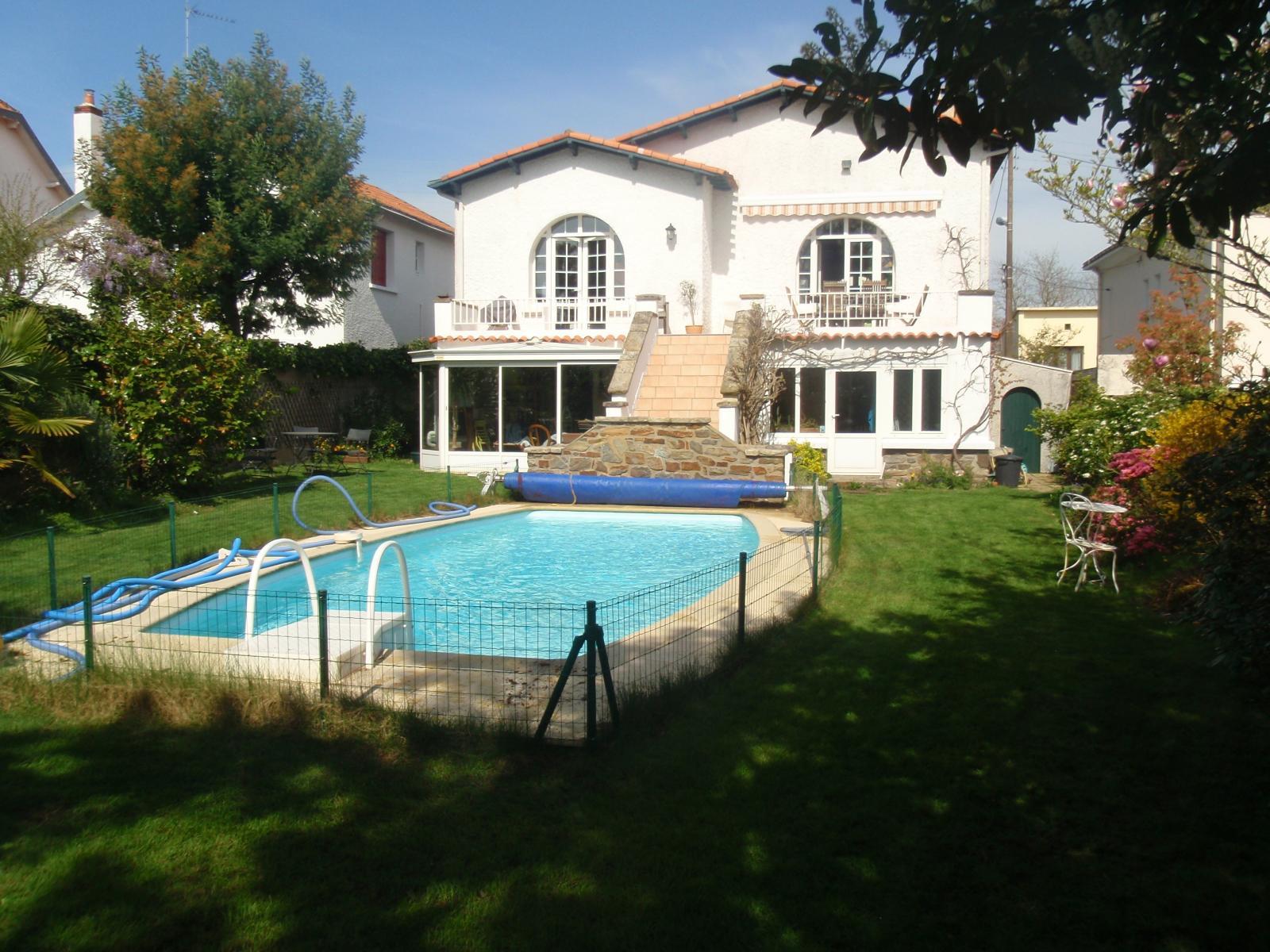 Villa corot nantes 44000 loire atlantique 44 - Maison jardin hornbach nantes ...