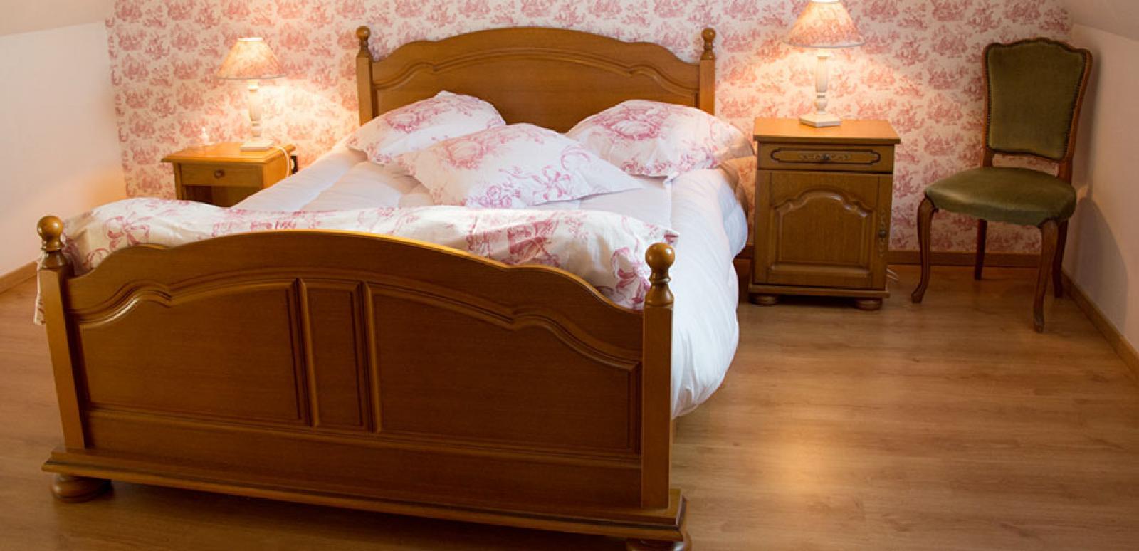 la chambre Louis