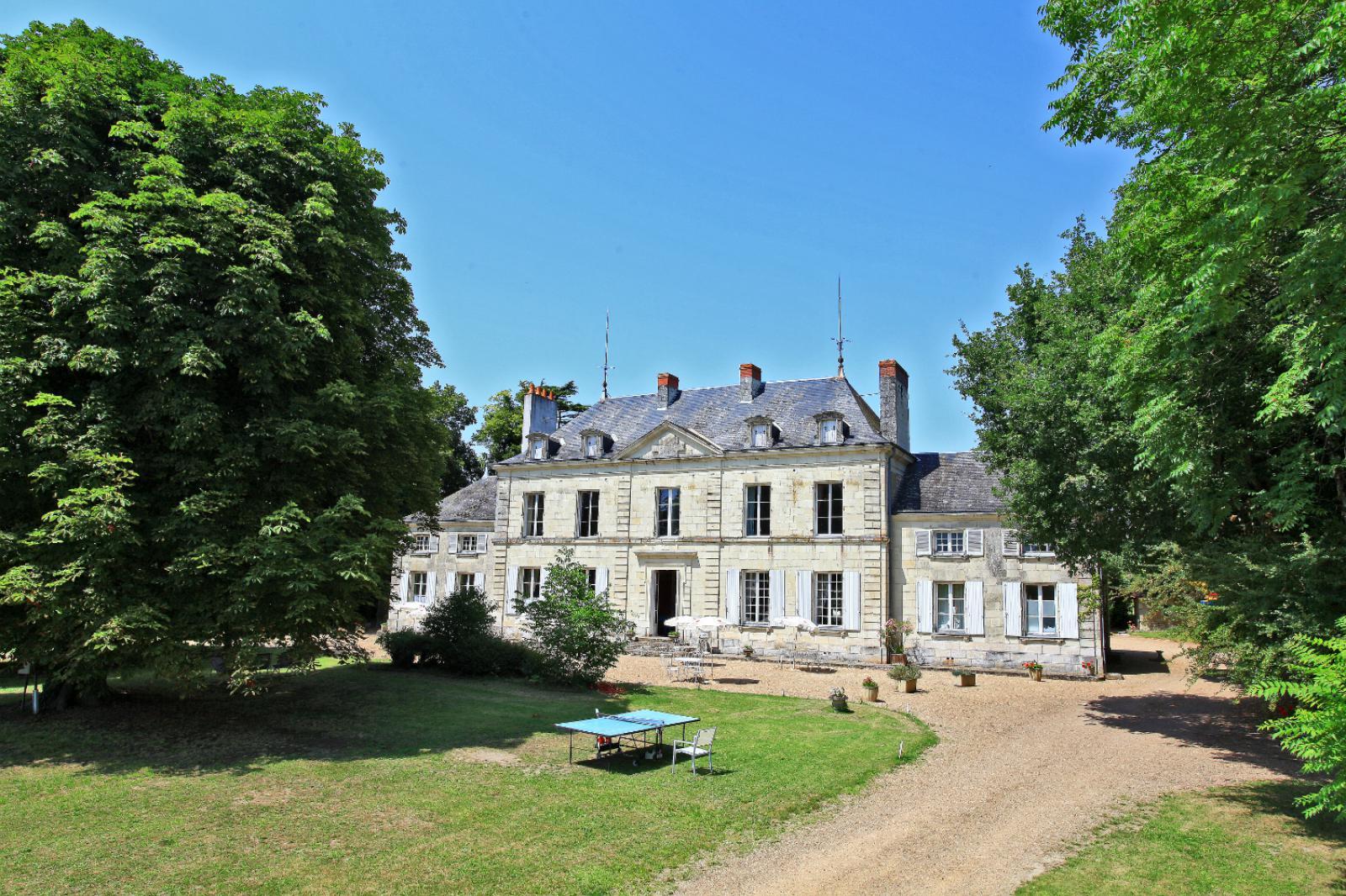 Castel Camping Le Petit Trianon