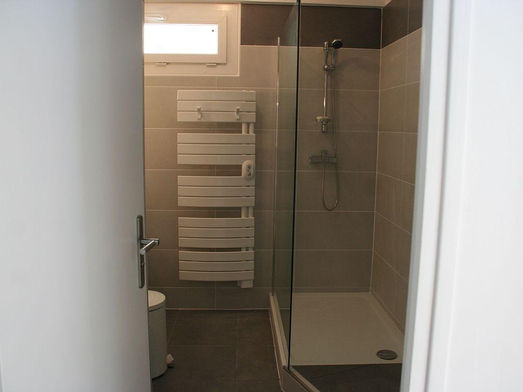 Gîte du Cotentin - Salle de bains