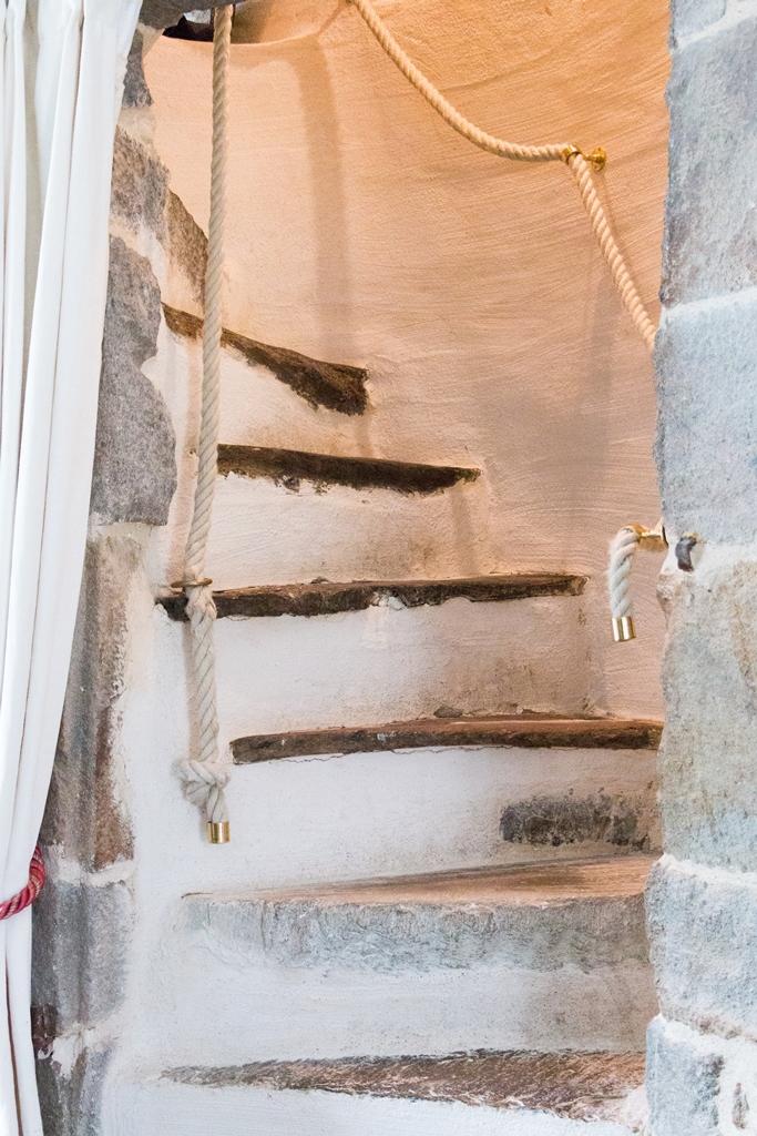 L'escalier d'époque