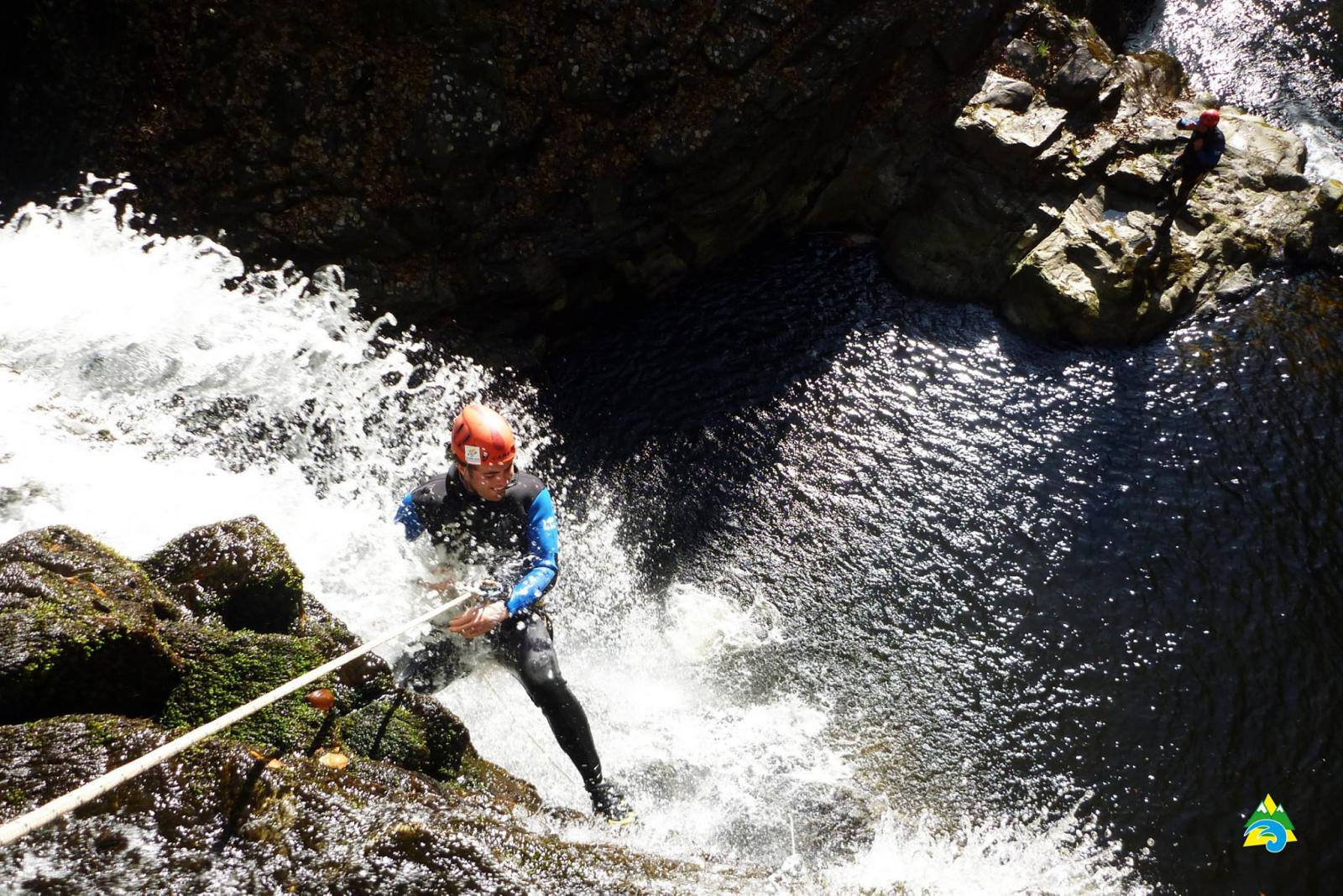 Canyoning Auvergne Loisirs