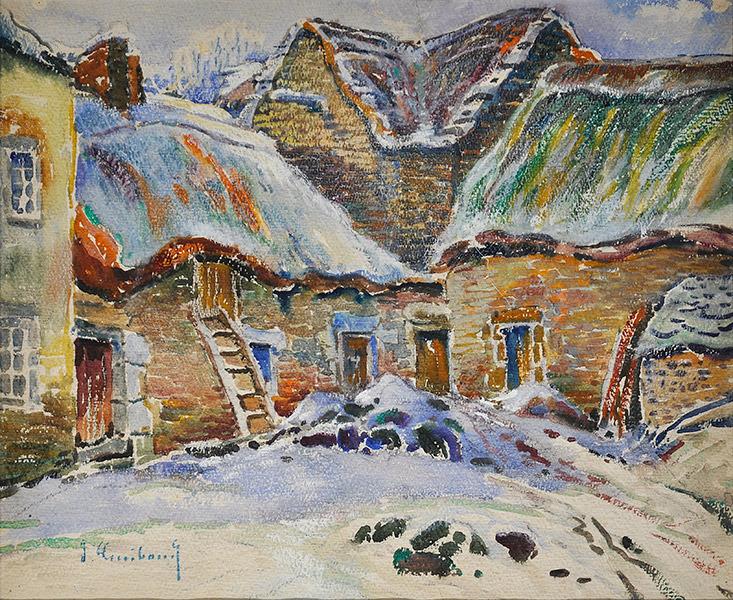 Jules Guiboud Musée des peintres
