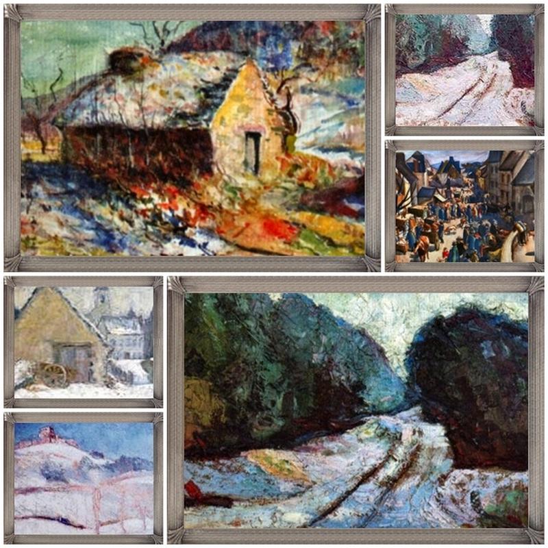 peintres école Murol