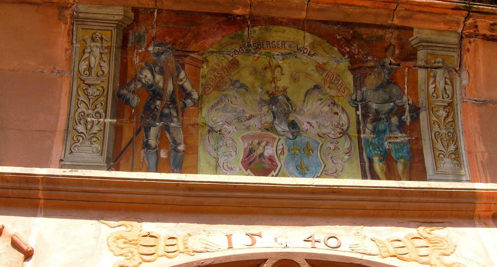 Maison de Wissembourg