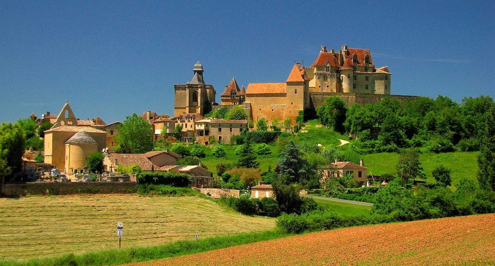 Image : Château de Biron