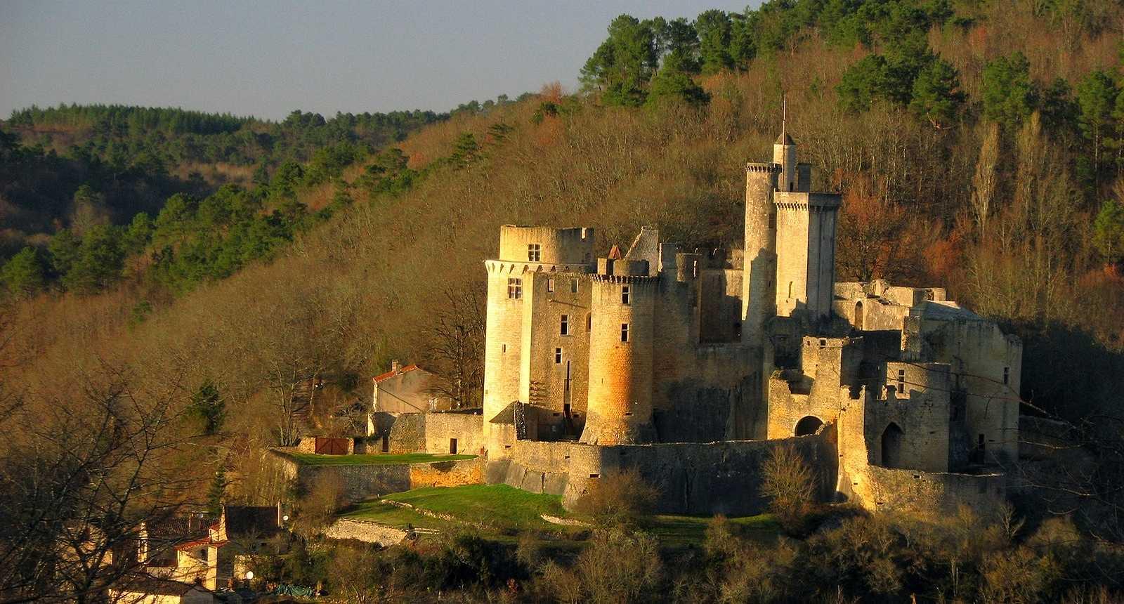 Château de Bonaguil  (1)