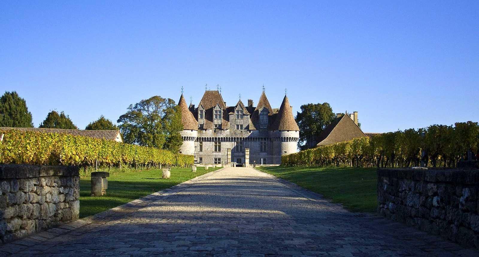Image : Château de Monbazillac