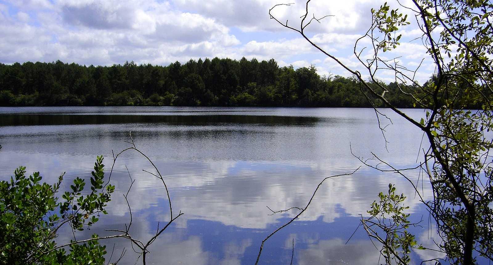 Lac de Moliets-et-Maâ