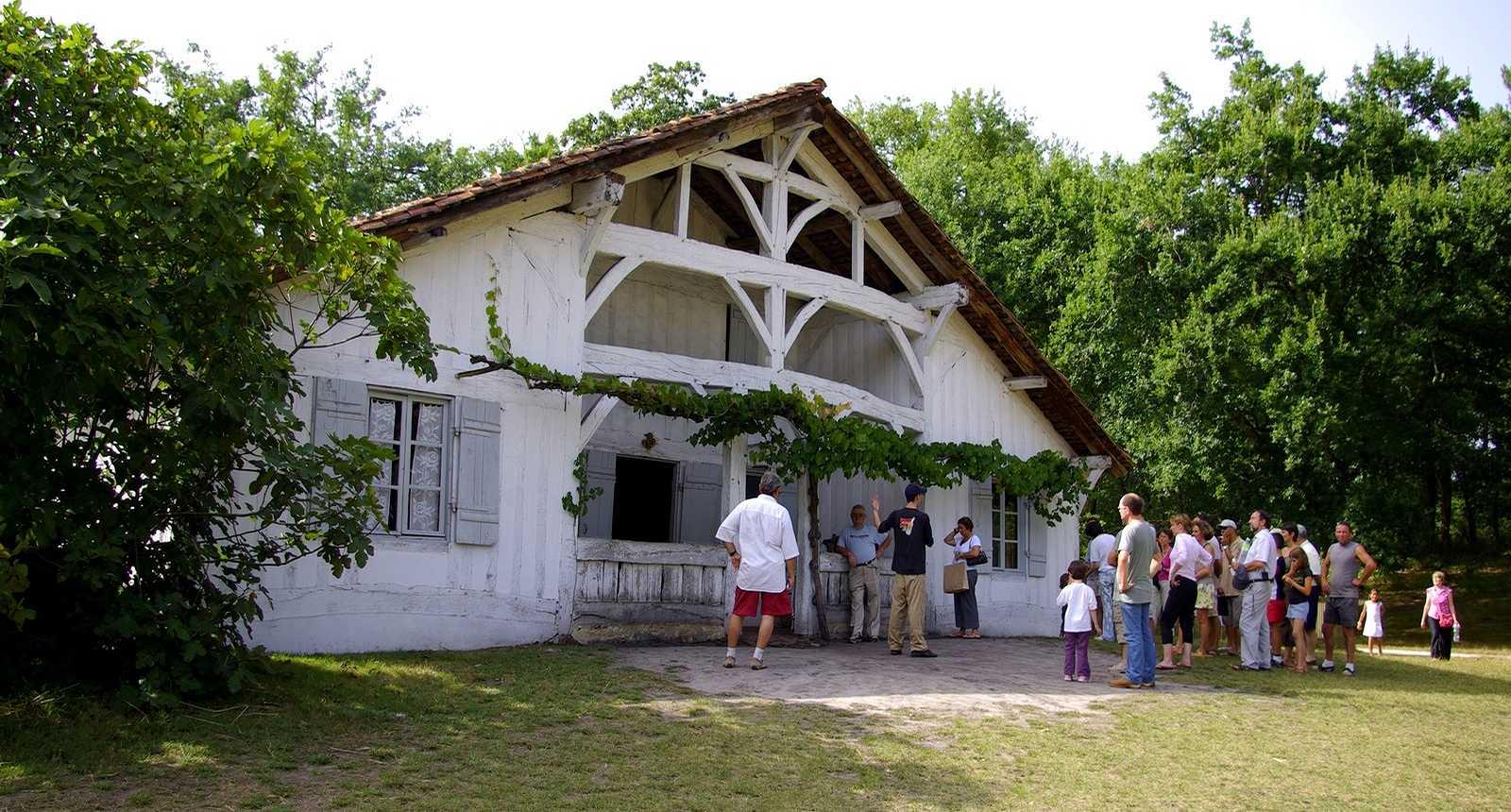 Ecomusée de la Grande Lande à Marquèze (1)