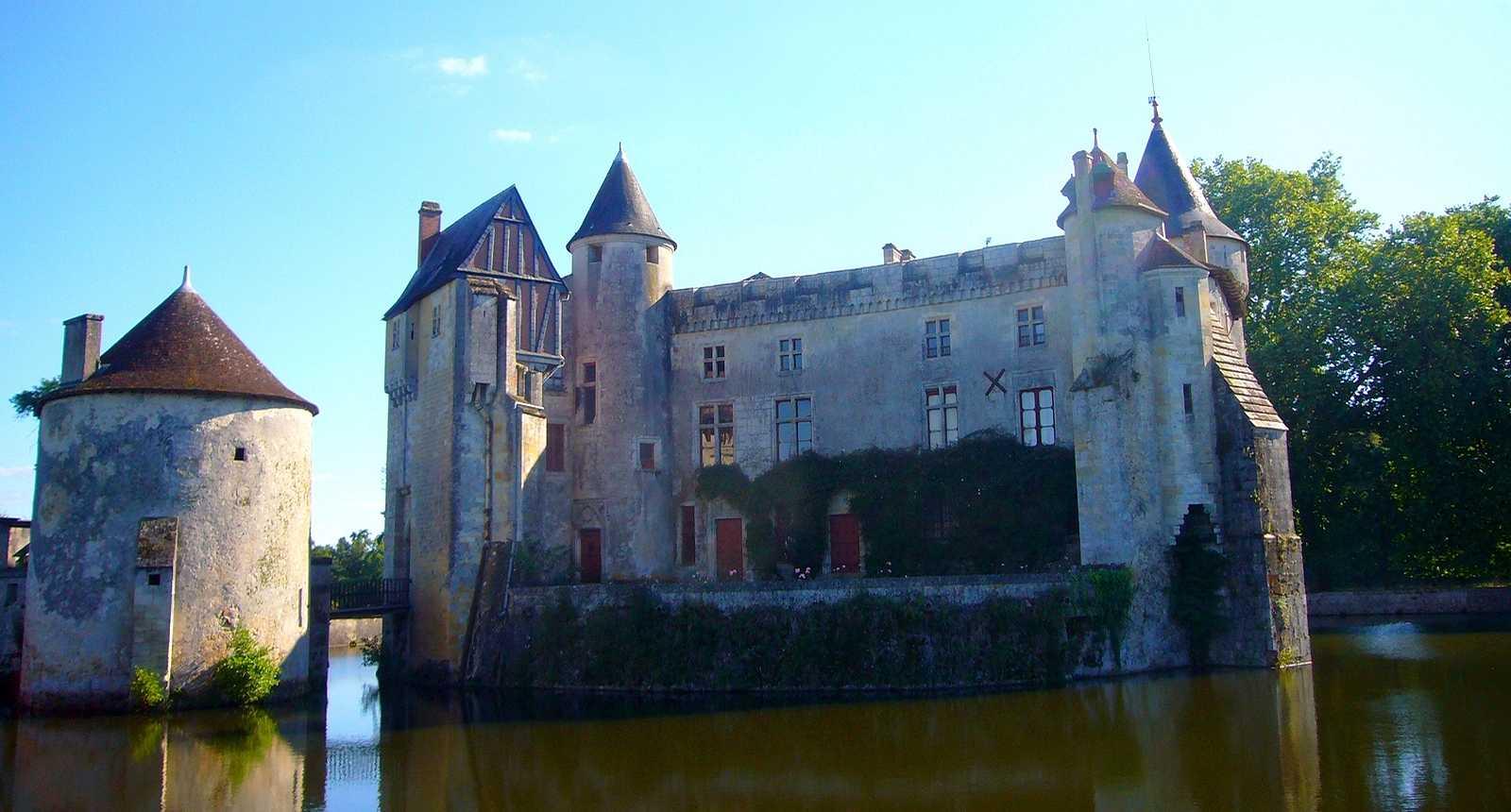 Image : Château de La Brède