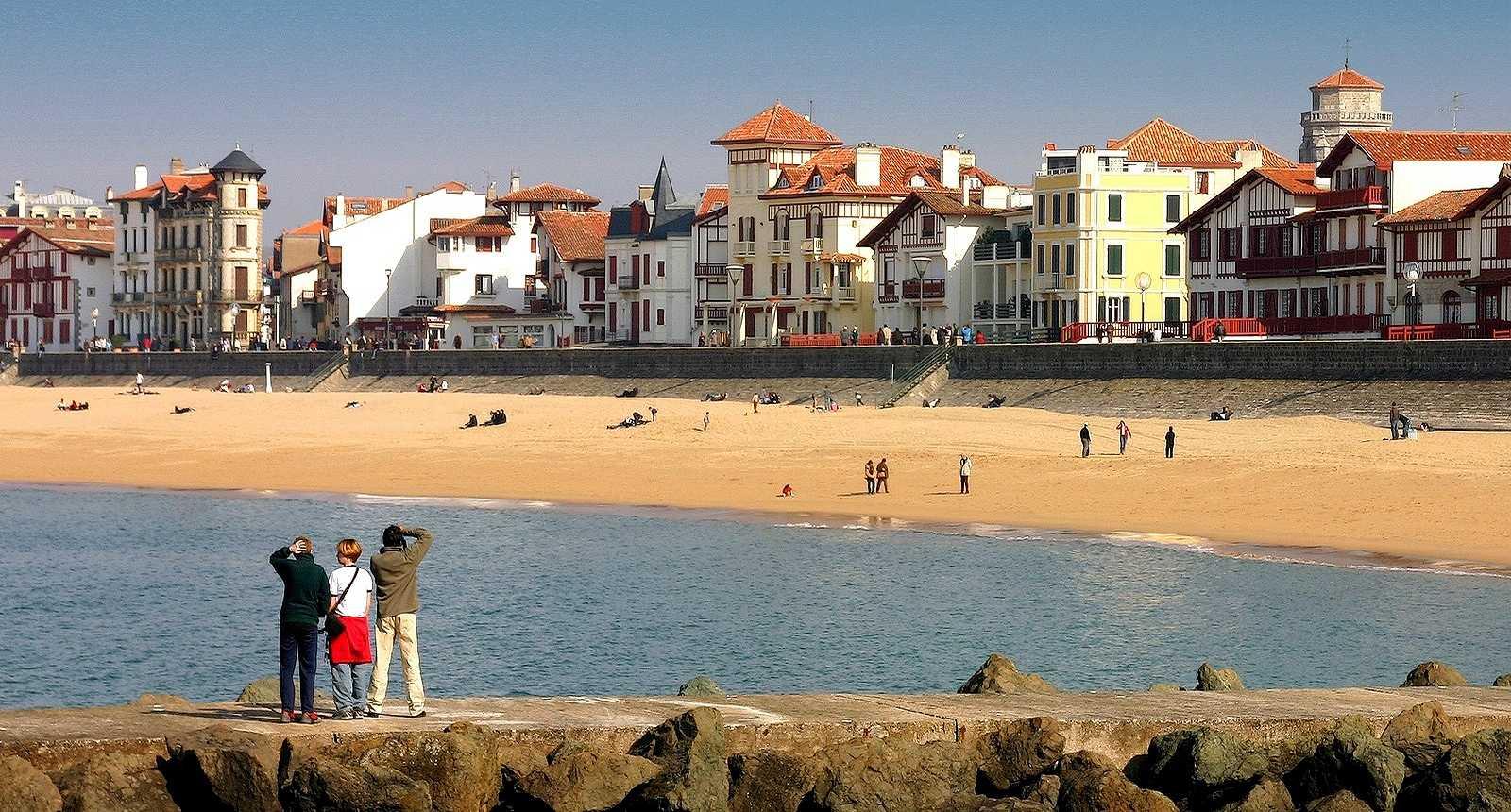 Office de tourisme de saint jean de luz saint jean de - Office du tourisme pyrenees atlantiques ...