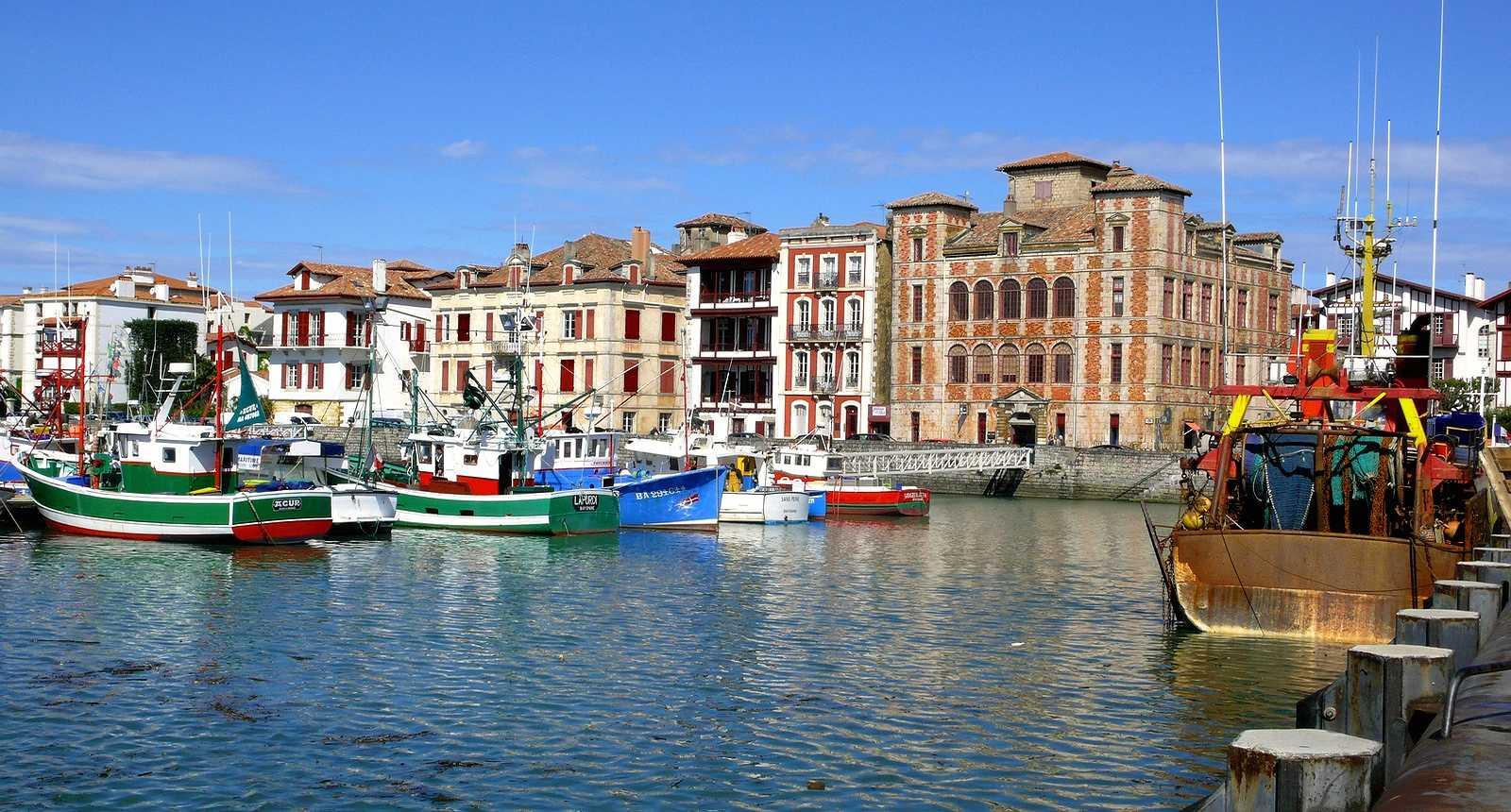 Office de tourisme de ciboure ciboure 64500 pyr n es - Office du tourisme pyrenees atlantiques ...