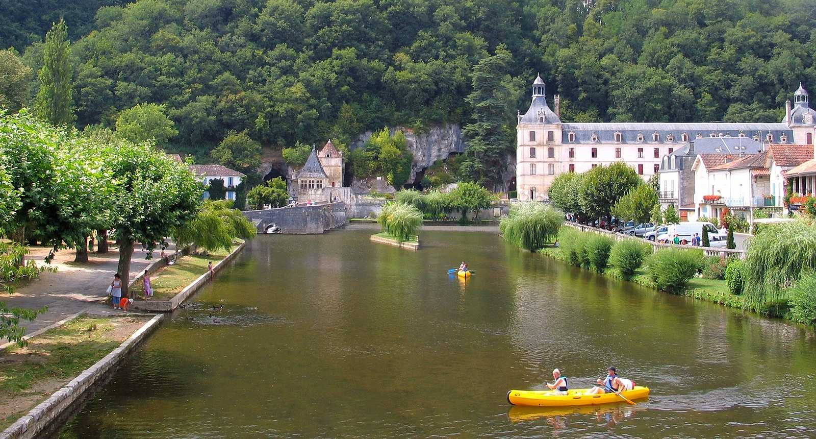 Photo abbaye saint pierre de brant me 231 diaporamas images photos - Office de tourisme de brantome ...