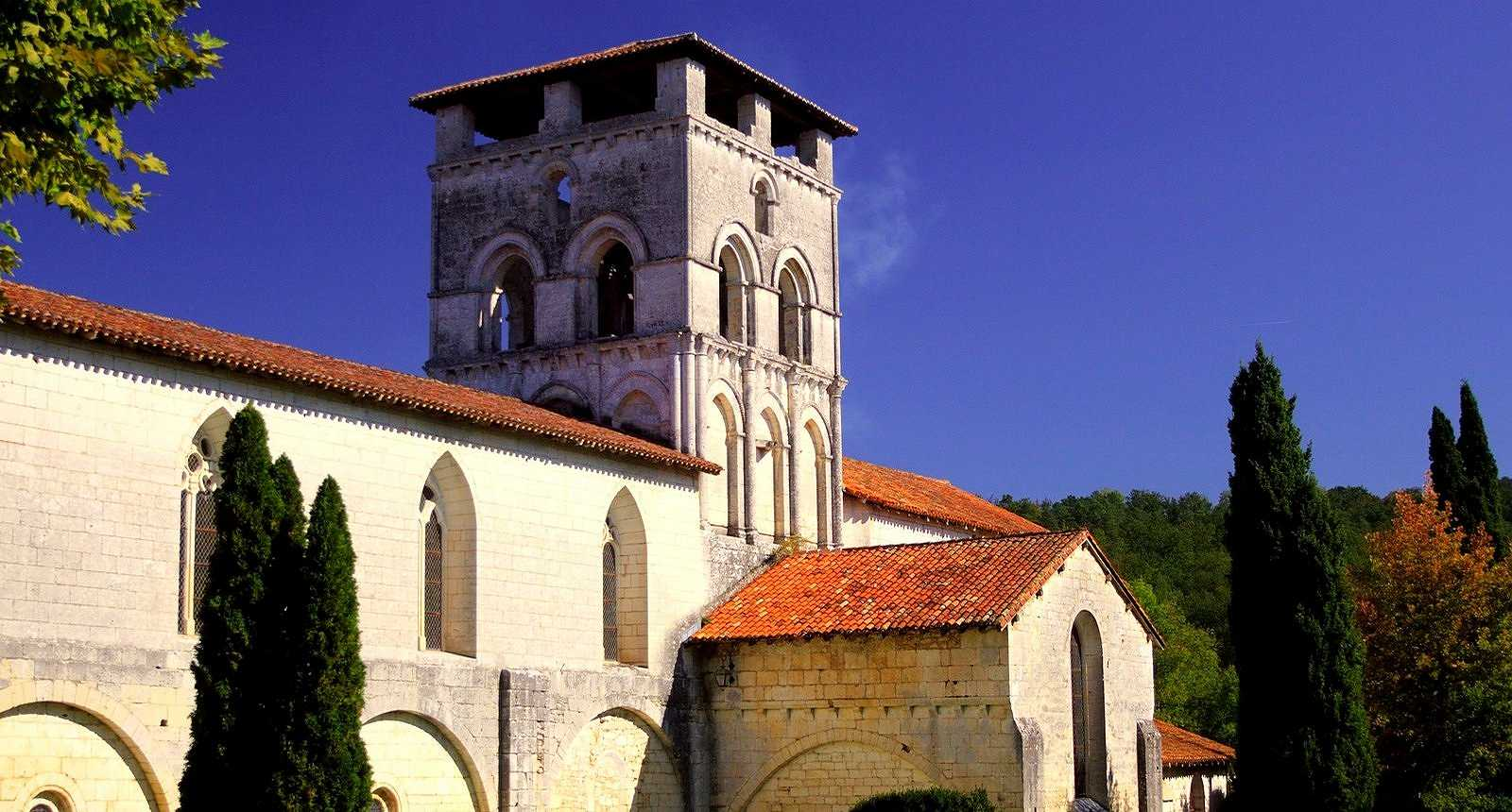 Image : Abbaye de Chancelade