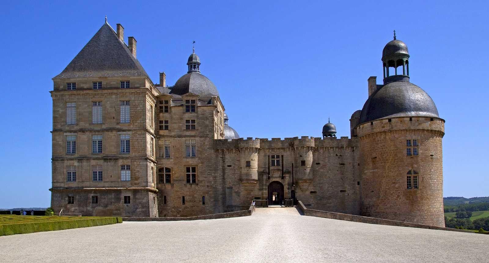 Image : Château de Hautefort