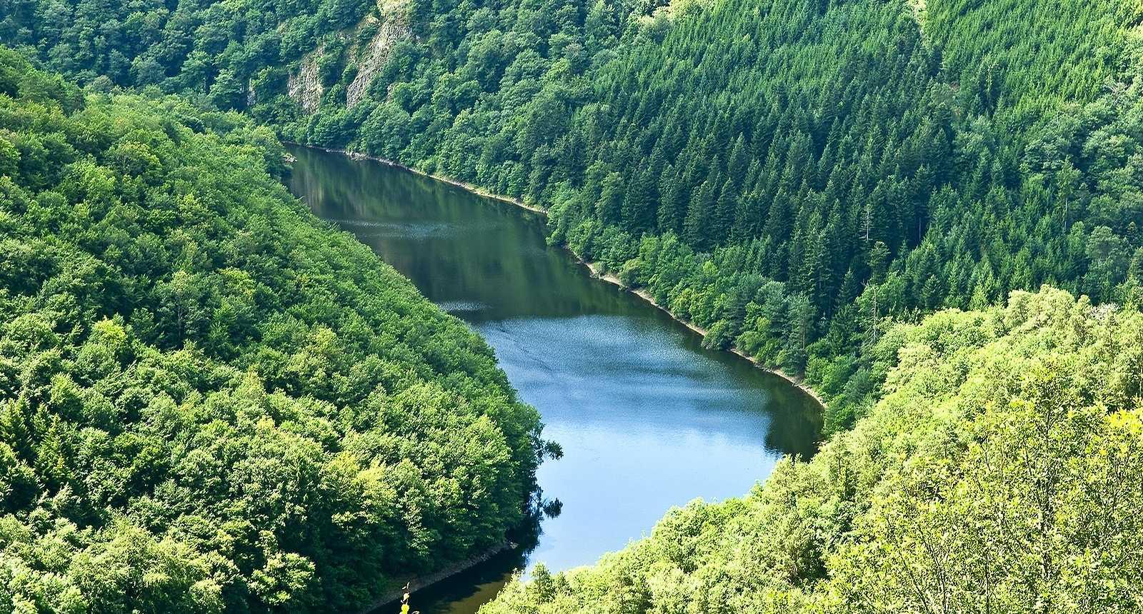 La Sioule en Auvergne