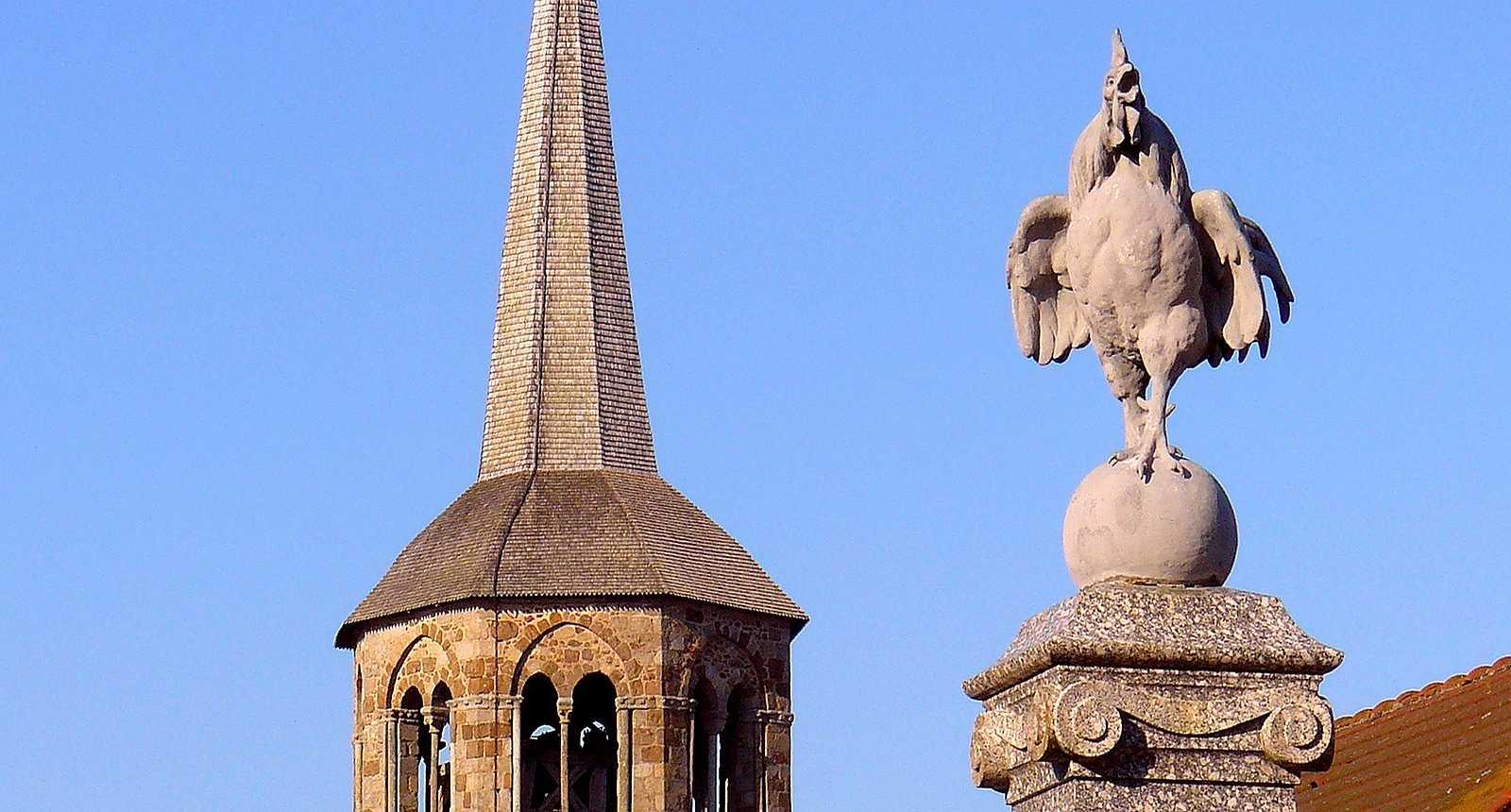 Image : Église Saint-Pierre Saint-Paul de Évaux-les-bains