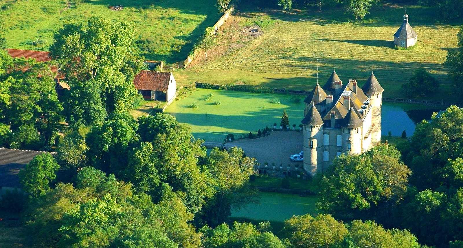 La sologne bourbonnaise allier auvergne guide de - Office de tourisme cournon d auvergne ...