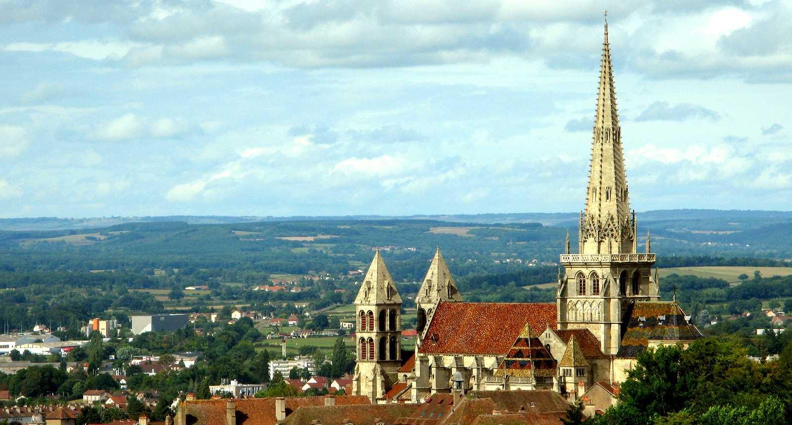 La Cathédrale Saint-Lazare d'Autun