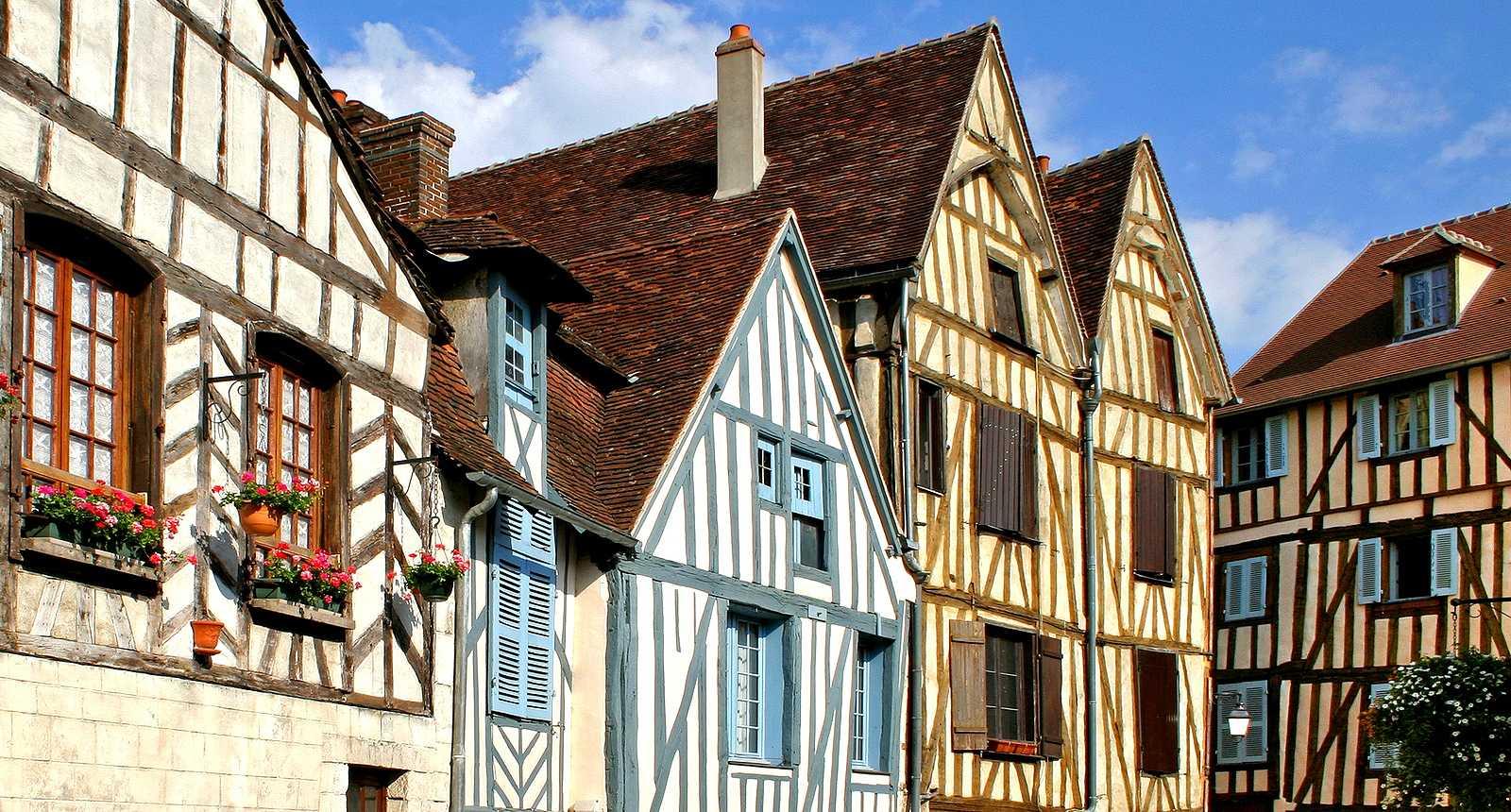 Quartier de la Marine à Auxerre