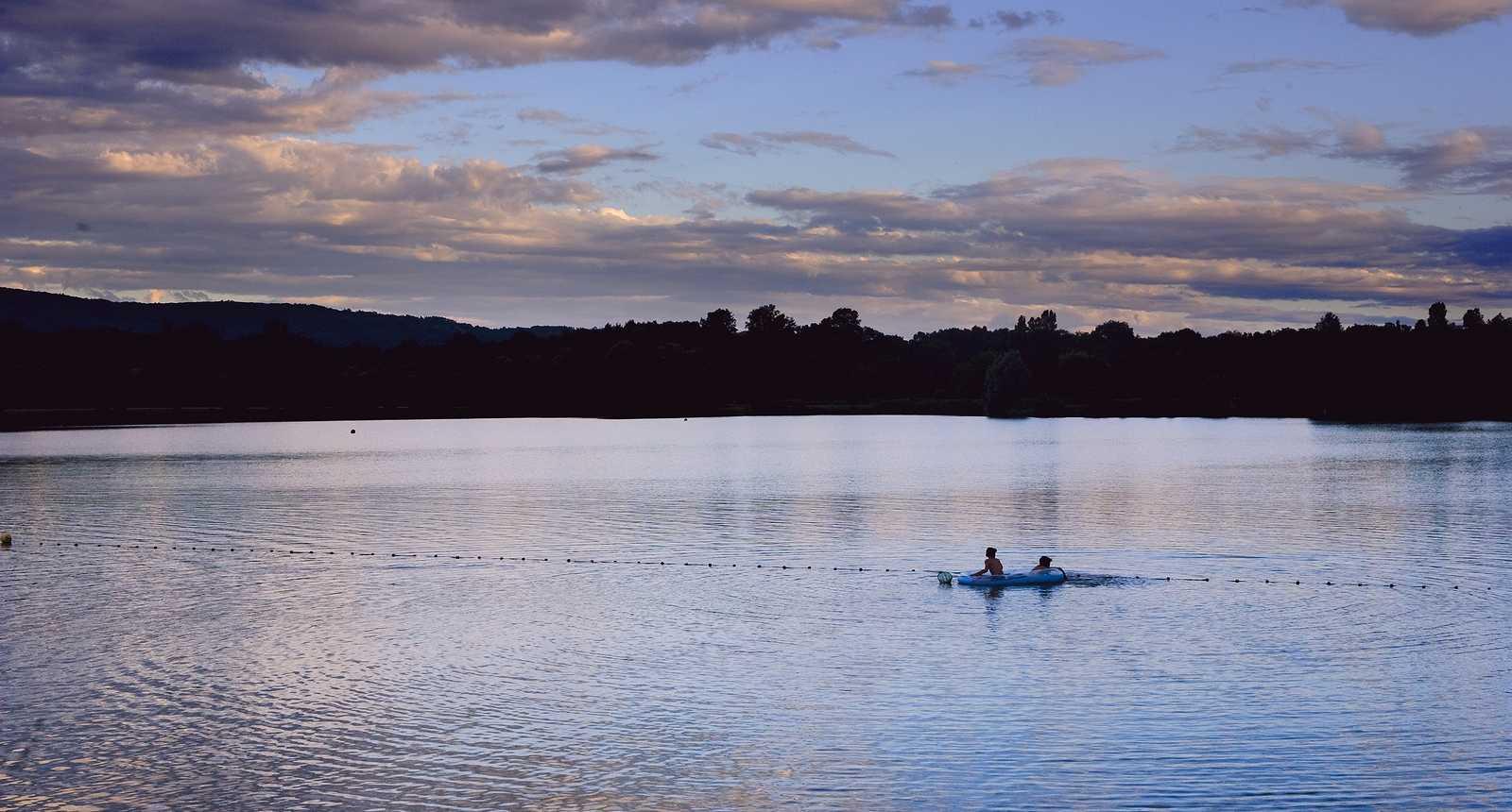 Le Lac de Bourg-en-Bresse