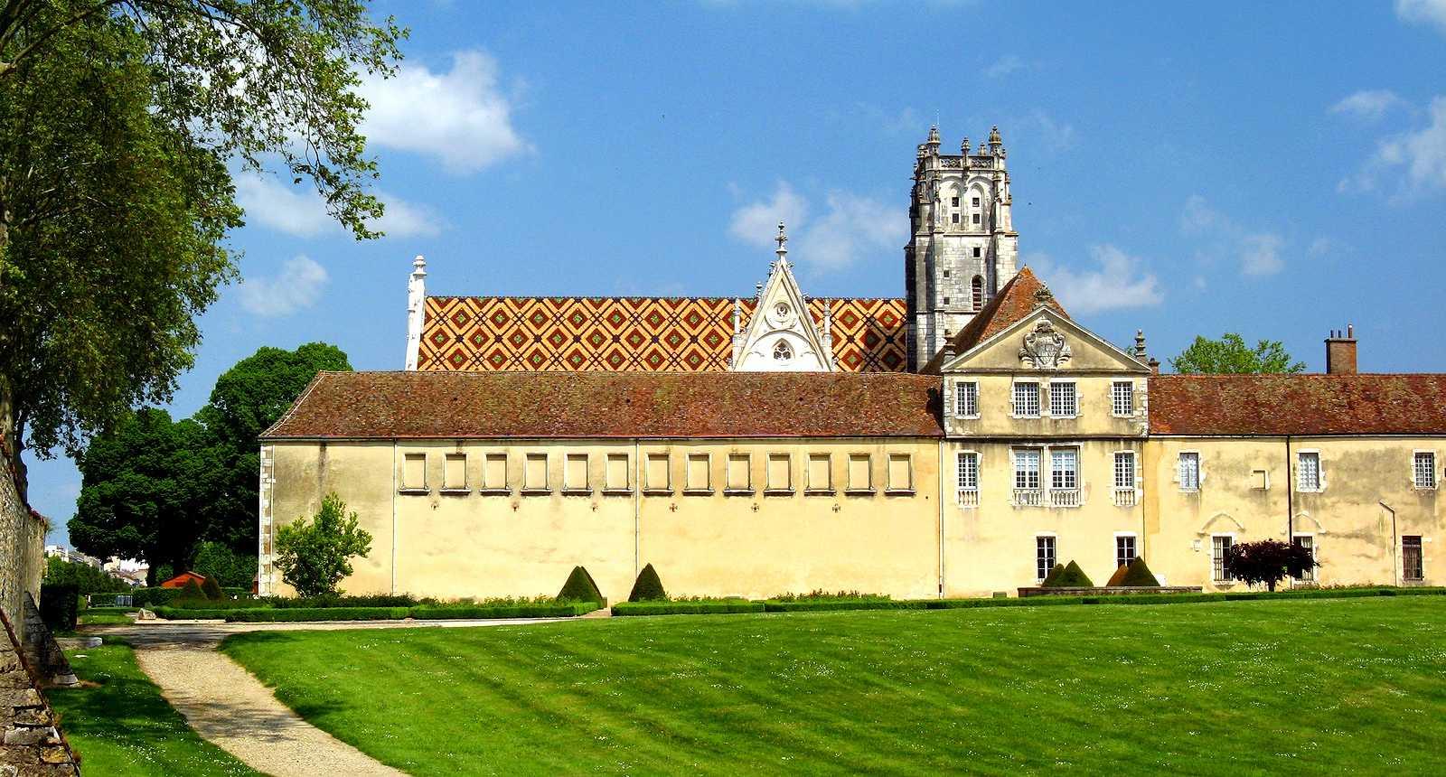 Eglise du Monastère royal de Brou