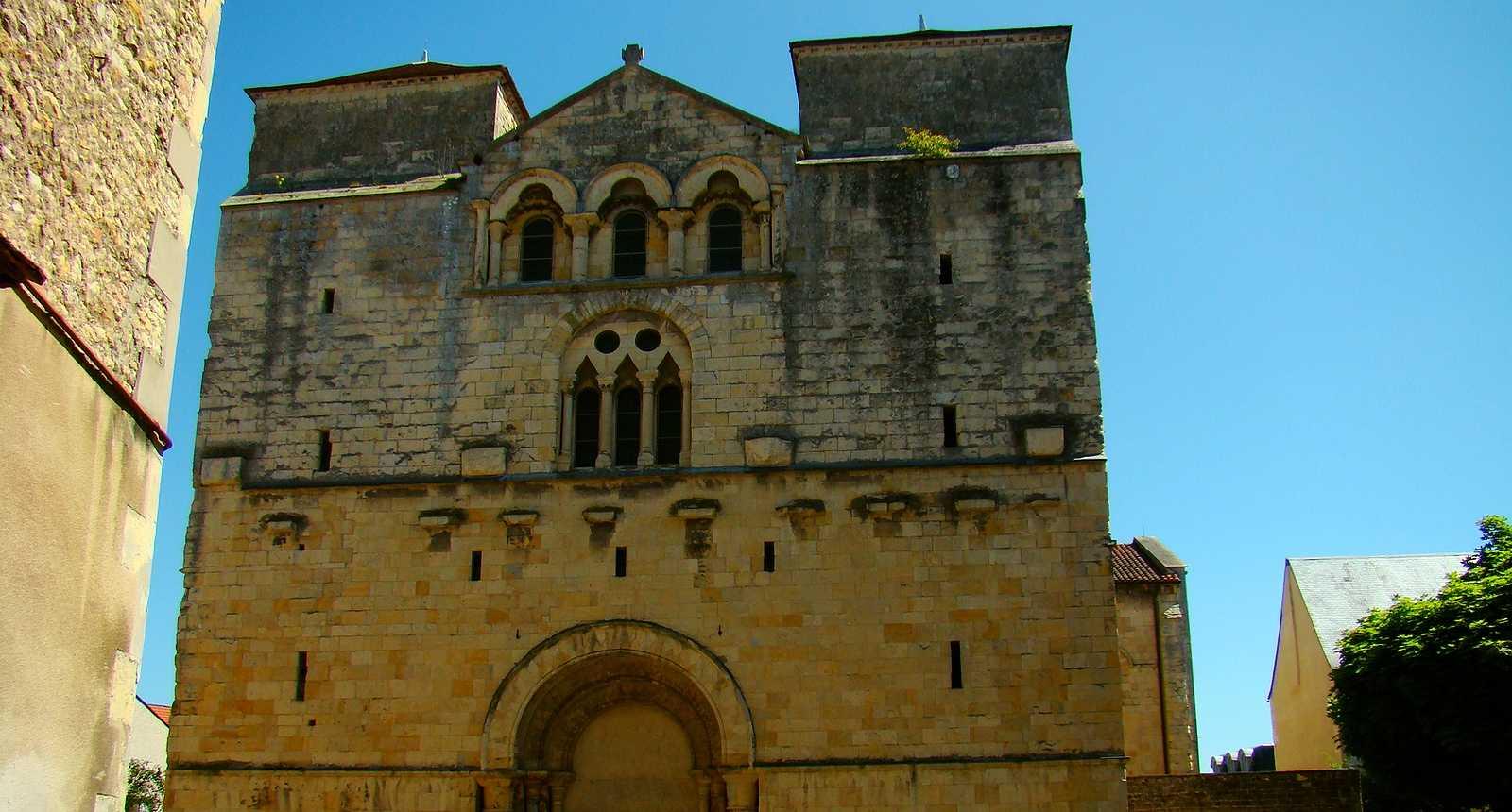 Eglise Saint-Etienne de Nevers