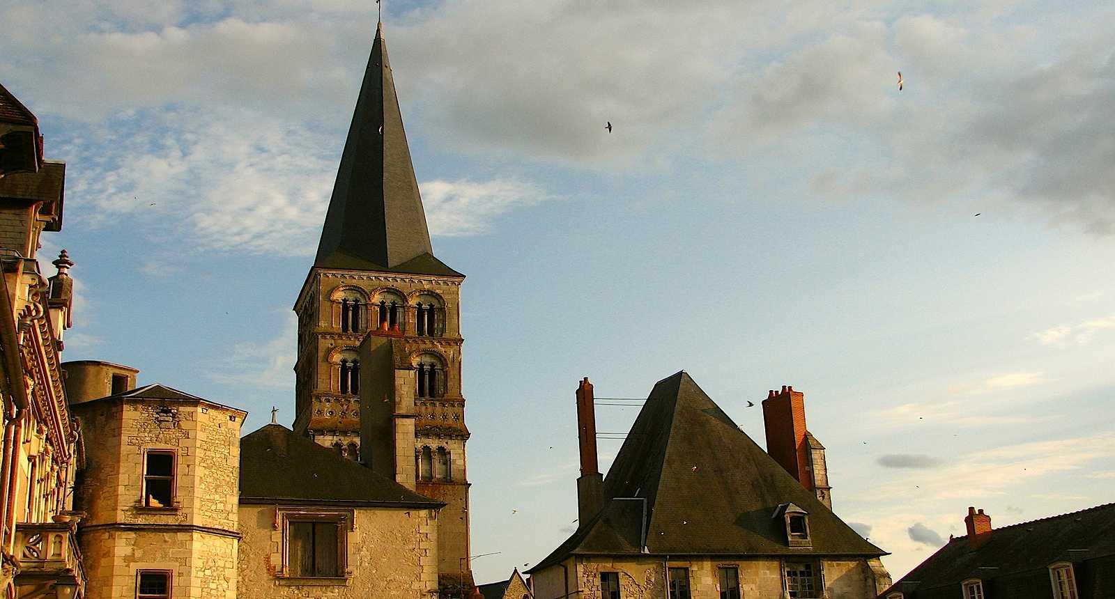 Le Prieuré Notre-Dame de La Charité-sur-Loire