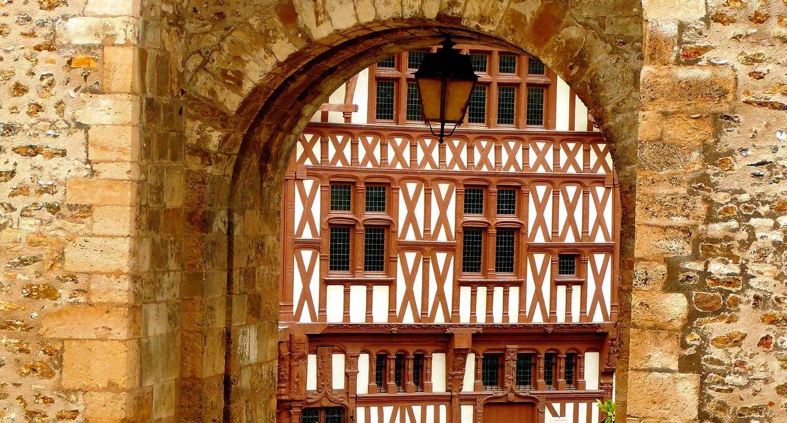 La Maison du Bailly à Joigny