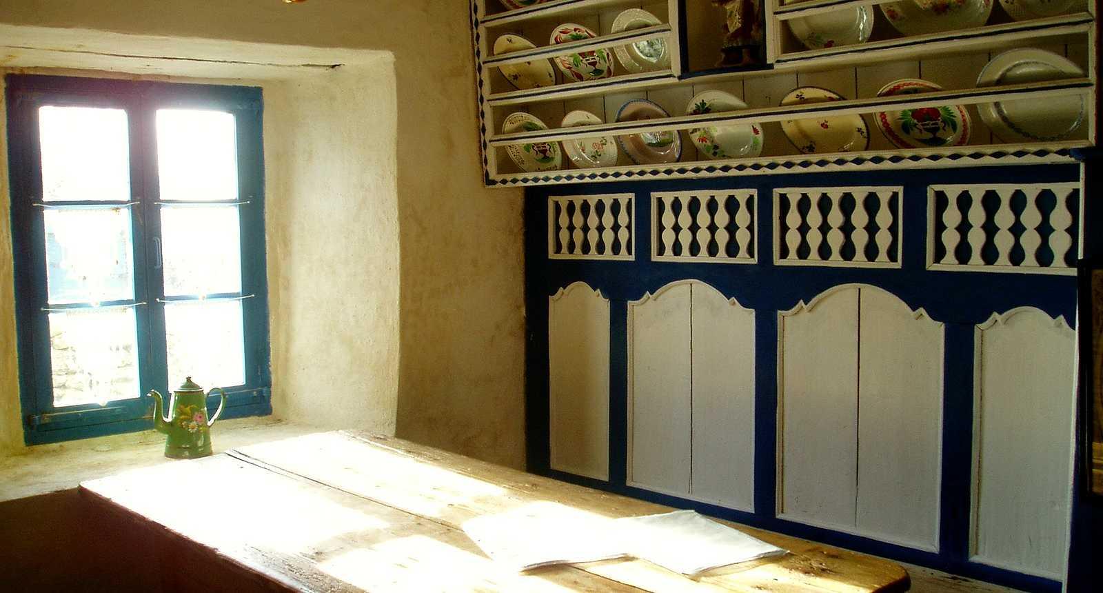 Photo Int Rieur D 39 Une Maison Traditionnelle D 39 Ouessant