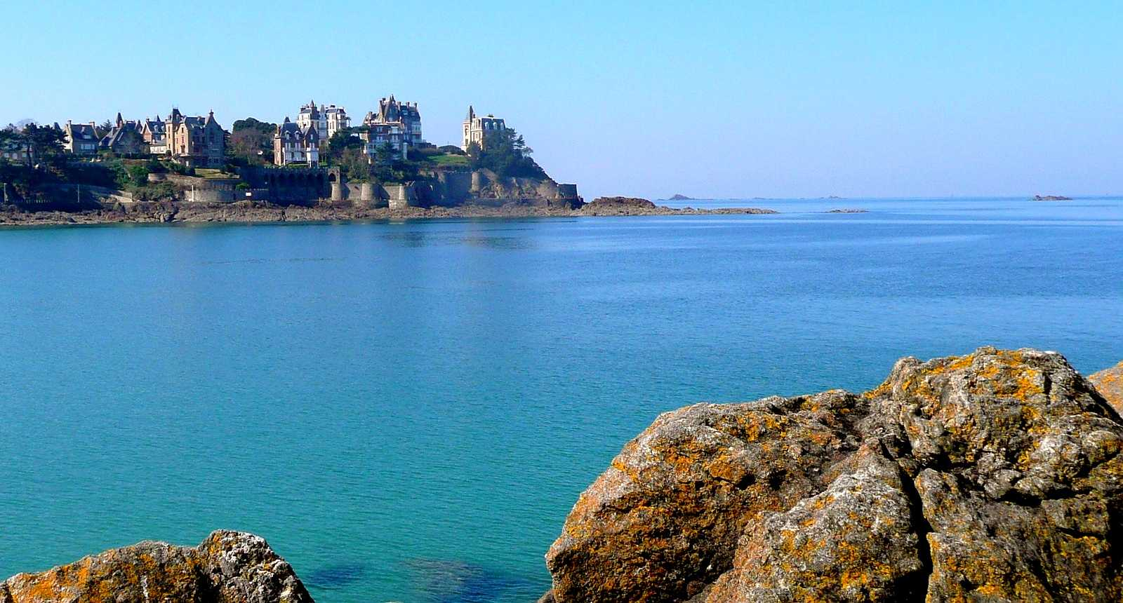 Image : Office de Tourisme** de Dinard
