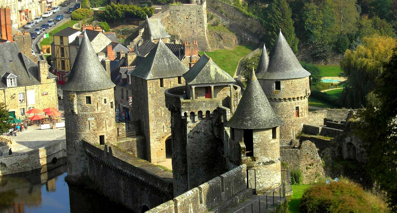 Le Château de Fougères