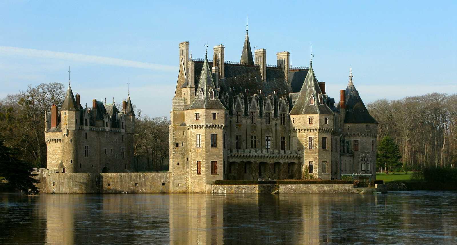 Le Château de la Bretesche à Missillac