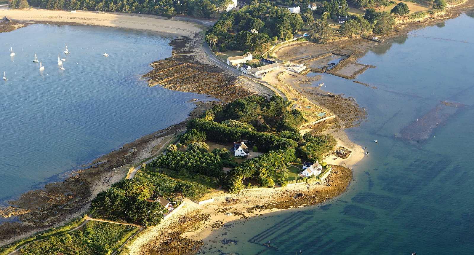 Hotel Golfe Du Morbihan Vue Sur Mer