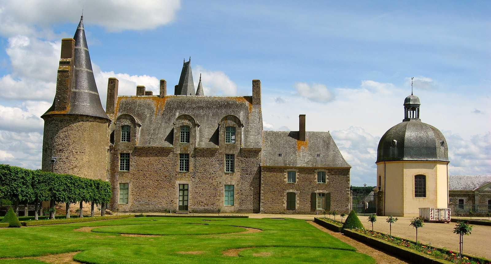 Image : Château-musée des Rochers Sévigné