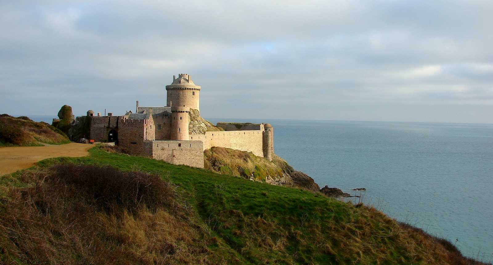 Image : Fort La Latte