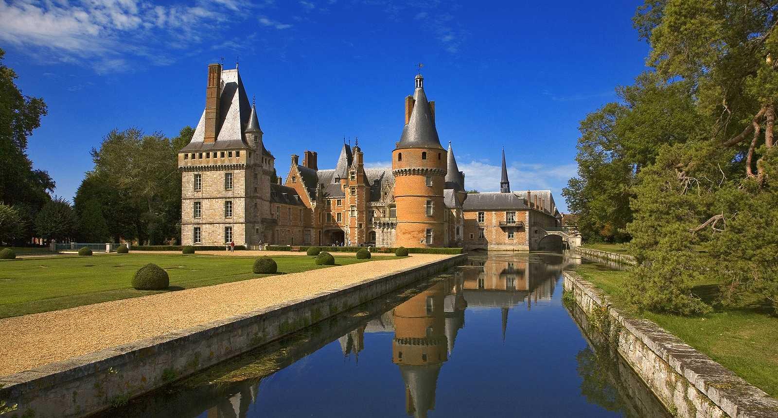 Image : Château de Maintenon