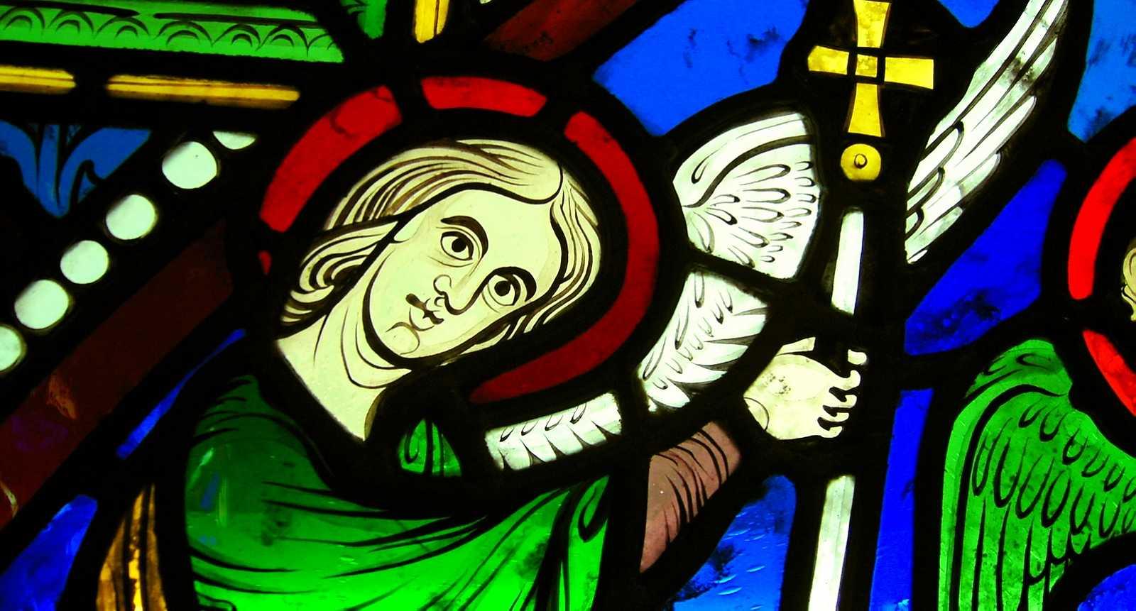 Vitrail de la Cathédrale Notre-Dame de Chartres