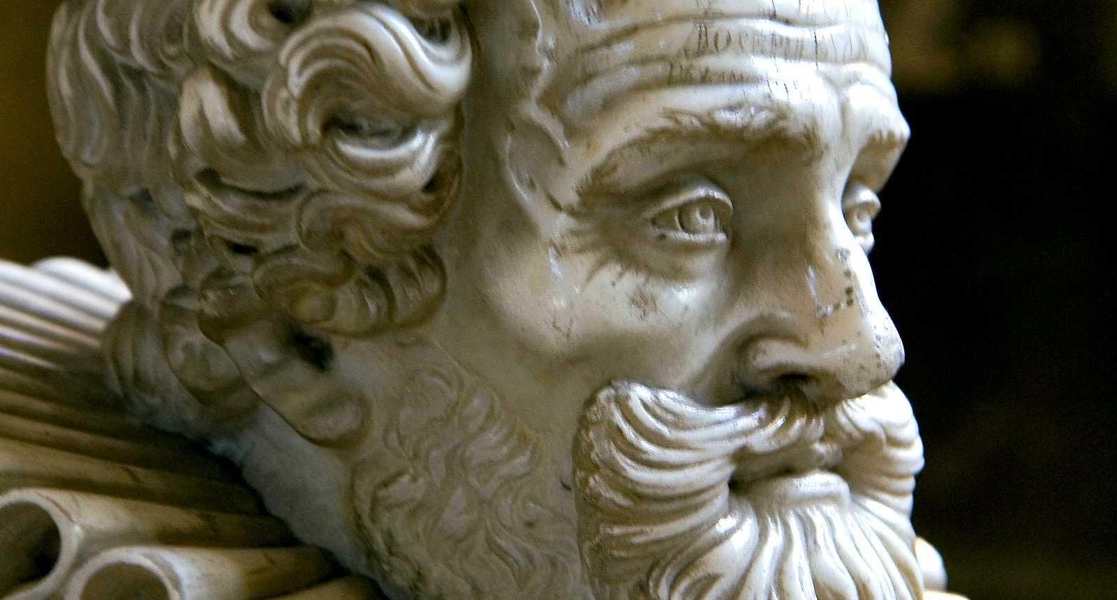 Statue d'Henri IV dans la Cathédrale Saint-Etienne de Bourges