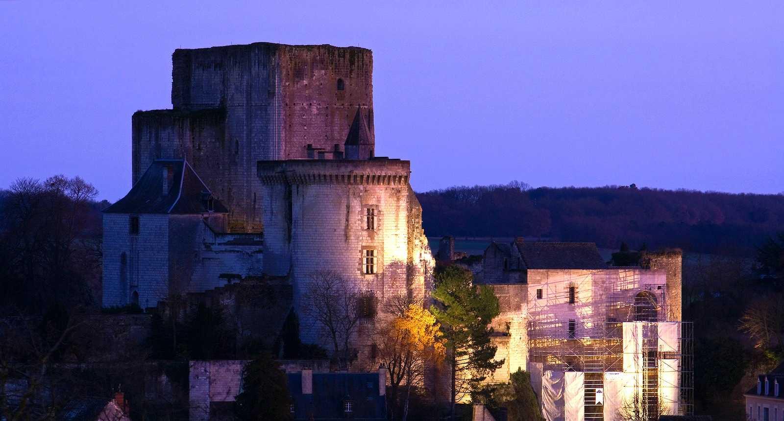 Le Château de Loches (1)