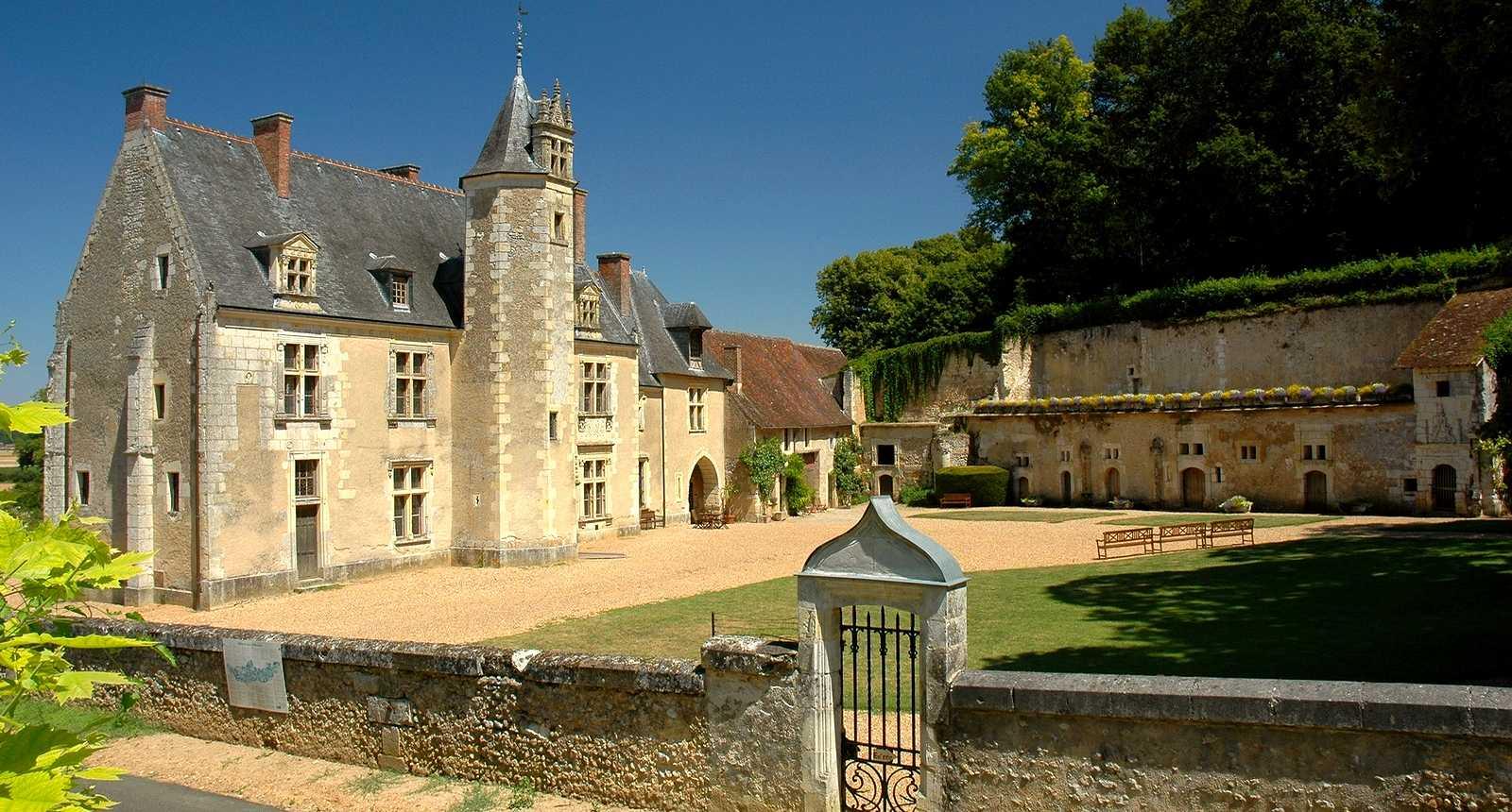 Le Château de la Possonnière à Couture-sur-Loir